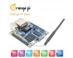 Микрокомпьютер Orange Pi Zero, H2, 512 Mb, LAN, WiFi, USB