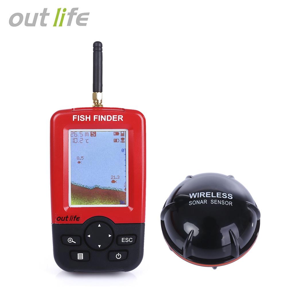 fish finder wireless эхолот